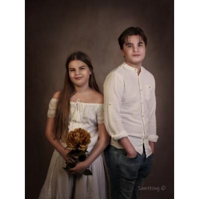 Fine Art fotoshoot maxi