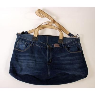 Big size reistas van used jeans