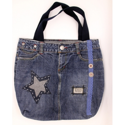 Used jeans shopper 06