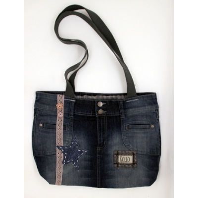 Used jeans shopper 08