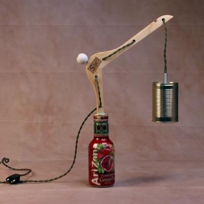 Lamp Arizona Pomegranate 08